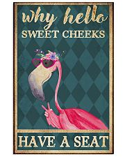 Flamingo - Have A Seat  11x17 Poster front