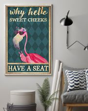 Flamingo - Have A Seat  11x17 Poster lifestyle-poster-1
