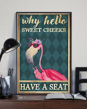 Flamingo - Have A Seat  11x17 Poster lifestyle-poster-2