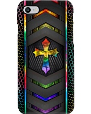 Jesus Cross Carbon Phone Case Phone Case i-phone-8-case