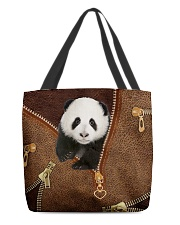 Panda  All-over Tote front