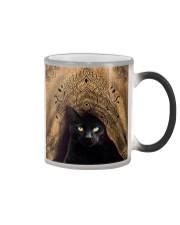 Black Cat Royal Color Changing Mug thumbnail