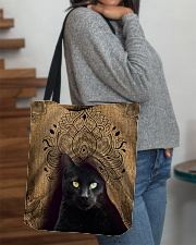 Black Cat Royal All-over Tote aos-all-over-tote-lifestyle-front-09