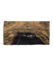 Black Cat Royal Cloth face mask thumbnail