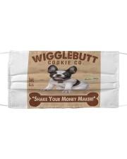 Bull Dog - French Bulldog Wigglebutt Cookie Mask tile