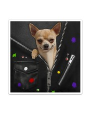 Chihuahua - Zip - All Tote Sticker - Single (Vertical) thumbnail