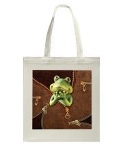 Frog  Tote Bag thumbnail