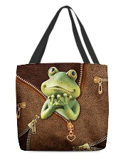 Frog  All-over Tote front