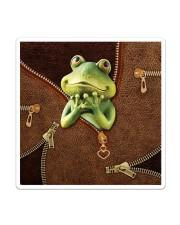 Frog  Sticker - Single (Vertical) thumbnail