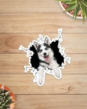 Husky Crack Sticker - Single (Vertical) aos-sticker-single-vertical-lifestyle-front-07