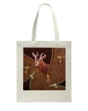 Goat  Tote Bag tile