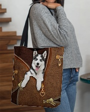 Husky  All-over Tote aos-all-over-tote-lifestyle-front-09