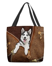 Husky  All-over Tote front