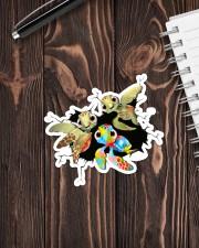 Turtle Autism St Sticker - Single (Vertical) aos-sticker-single-vertical-lifestyle-front-05
