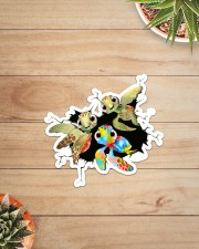 Turtle Autism St Sticker - Single (Vertical) aos-sticker-single-vertical-lifestyle-front-07