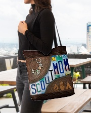 Scout Mom Letters Tote Bag All-over Tote aos-all-over-tote-lifestyle-front-04