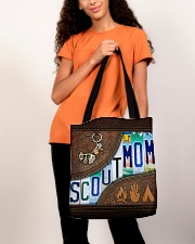 Scout Mom Letters Tote Bag All-over Tote aos-all-over-tote-lifestyle-front-06