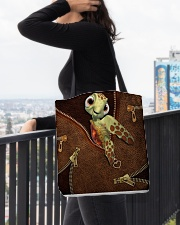 Turtle  All-over Tote aos-all-over-tote-lifestyle-front-05