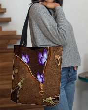 Butterfly  All-over Tote aos-all-over-tote-lifestyle-front-09