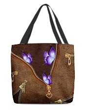 Butterfly  All-over Tote back