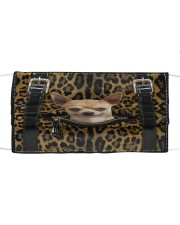 Chihuahua - Leopard - Zip Pocket Mask tile