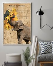 Elephant You Are My Sunshine 11x17 Poster lifestyle-poster-1