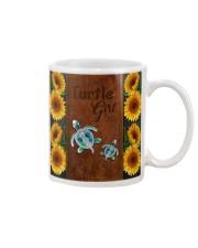 Turtle Girl  Mug thumbnail