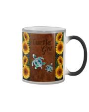Turtle Girl  Color Changing Mug thumbnail