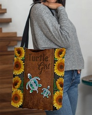 Turtle Girl  All-over Tote aos-all-over-tote-lifestyle-front-09