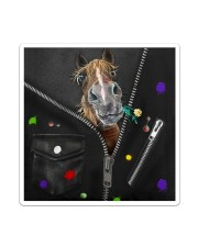 Horse - Zip - All Tote Sticker - Single (Vertical) thumbnail