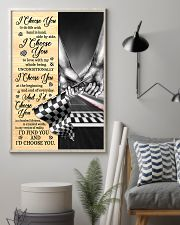 Racing I Choose You 11x17 Poster lifestyle-poster-1
