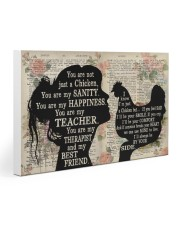 Chicken You Are My Happiness 30x20 Gallery Wrapped Canvas Prints thumbnail