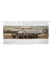 Elephant And So Together Cloth face mask thumbnail