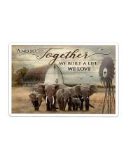 Elephant And So Together Sticker - Single (Horizontal) thumbnail