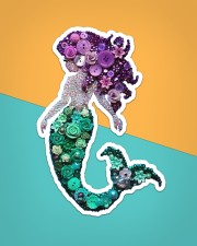 Mermaid Beauty Sticker - Single (Vertical) aos-sticker-single-vertical-lifestyle-front-02