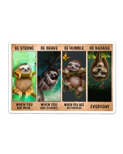 Sloth Be Strong Sticker tile