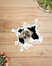 Shih Tzu Crack  Sticker - Single (Vertical) aos-sticker-single-vertical-lifestyle-front-07