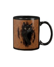 Black Cat Rend Mug thumbnail