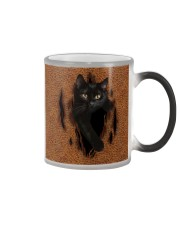 Black Cat Rend Color Changing Mug thumbnail
