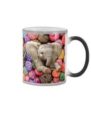 Elephant Wool Rolls Color Changing Mug thumbnail