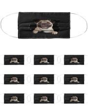 Pug Crack Cloth Face Mask - 10 Pack thumbnail
