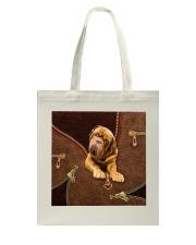 French Mastiffs  Dogue   Tote Bag thumbnail