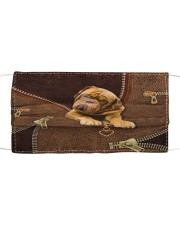 French Mastiffs  Dogue   Cloth face mask thumbnail