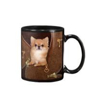 Chihuahua Long Hair  Mug tile