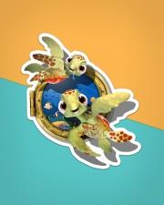Turtle 3D Sticker - Single (Vertical) aos-sticker-single-vertical-lifestyle-front-02