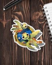 Turtle 3D Sticker - Single (Vertical) aos-sticker-single-vertical-lifestyle-front-05