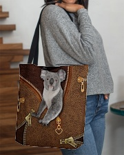 Koala  All-over Tote aos-all-over-tote-lifestyle-front-09