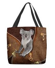 Koala  All-over Tote back