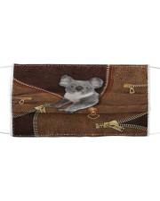 Koala  Cloth face mask thumbnail