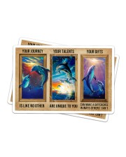 Dolphins - Your Journey Sticker tile